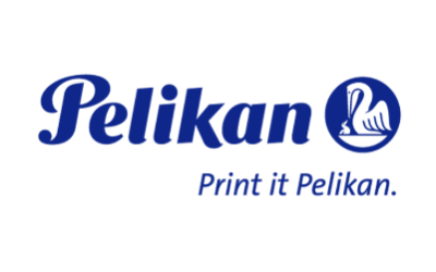 New supplier – Print-Rite Europe – print consumables including Pelikan brand